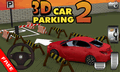 3D parking samochodowy 2 240x400