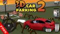 3D Araba Park Yeri 2 320x240