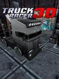 트럭 경주자 3D