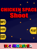 Chicken Space Shoot