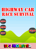 Highway Car Race Survival