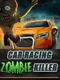 Araba yarışı zombi katil dokunsal