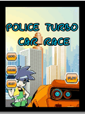Полицейская машина Turbo Car Race