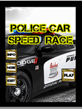 Police Car Speed Race