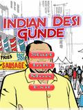 Indian Desi Gunde