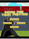 Indian Desi Train Fighters