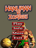 Hanuman Vs Zombies
