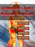Hanuman Lanka Danav Attack