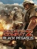 Moderner Kampf 2 schwarzer Pegasus