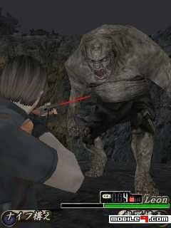 لعبة Resident Evil Degeneration 3D