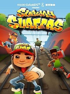 Subway Sufers 2 Java Game - Download for free on PHONEKY
