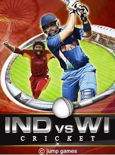 Cricket: Ind vs Wi Java Game - Download for free on PHONEKY