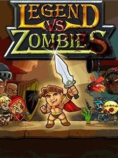 Legend vs Zombies Java Game - Download for free on PHONEKY