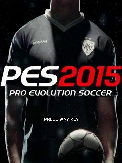 PES 2015 Mod Java Game - Download for free on PHONEKY