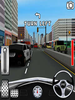 Driving 3D 240x320 Java Game - Download for free on PHONEKY