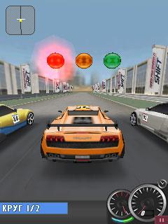 Besoin de Speed Shift 3D Jeu Java - Télécharger sur PHONEKY