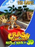 Crash Bandicoot Nitro Kart 3D HD