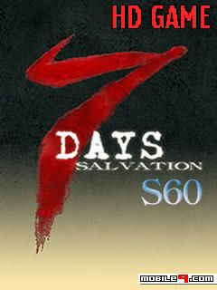 7 Days Salvation HD (English) Symbian Game - Download for
