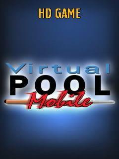 لعبة البلياردو الرائعة Virtual Pool HD coobra.net