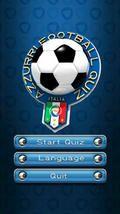 Azzurri Football Quiz