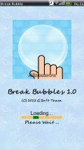 Break Bubbles v.1.00