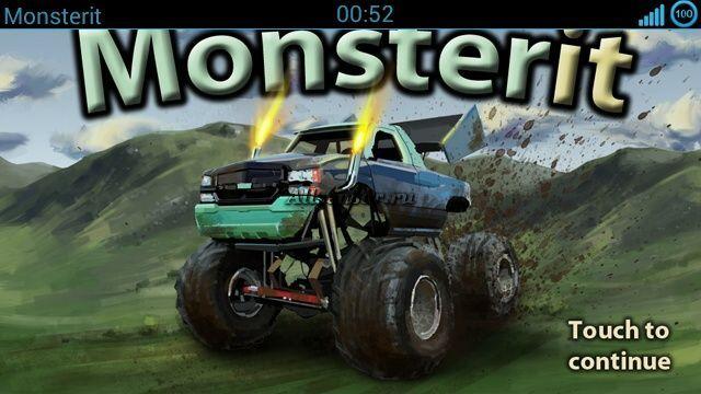 ������ ������� MonsterIt v.1.00