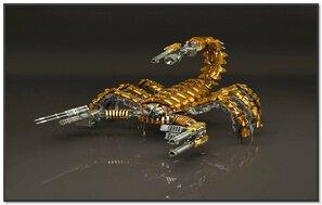 Escorpión robótico