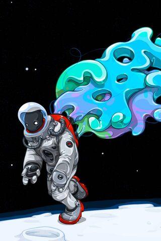 विदेशी अंतरिक्ष यात्री