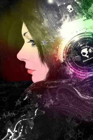संगीत लड़की