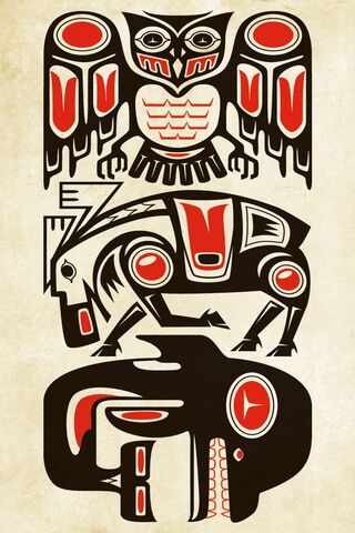Haida Animals
