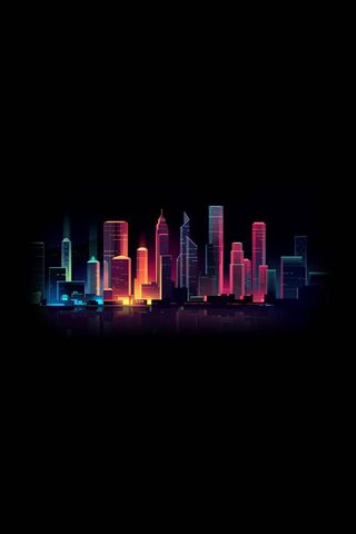 शहर की रोशनी