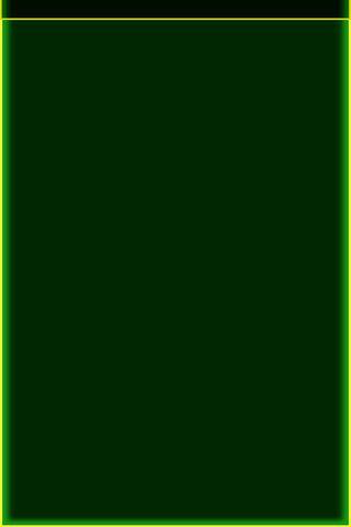 Luces led verdes