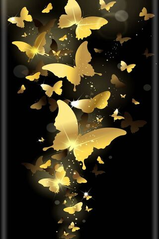Kelebek Altın