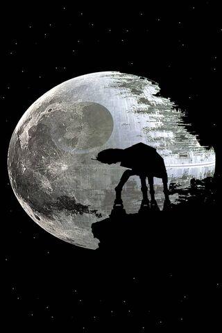Moon At-At