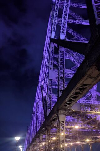 Night Time Bridge