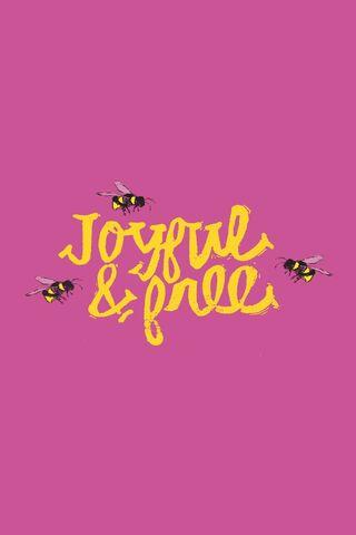 Joyful and Free