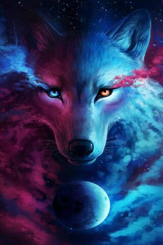 Wolf mistik