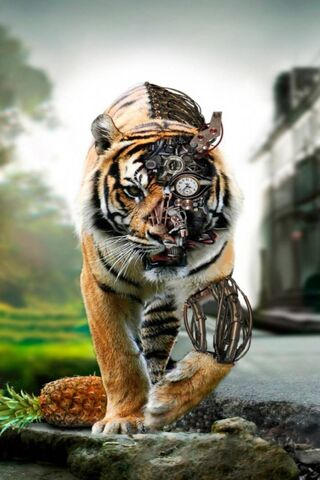 Bio-Tiger