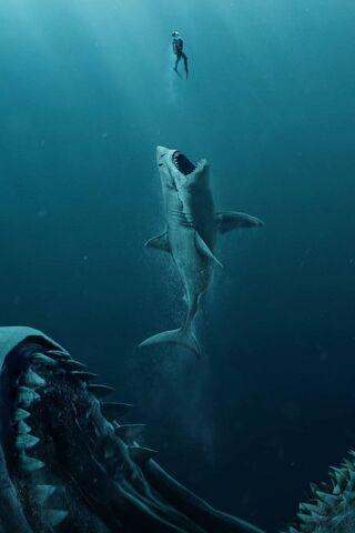 Die Meg 2018 4k