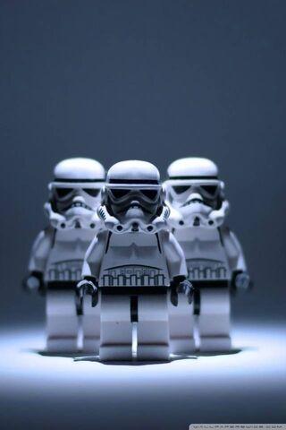 Star Wars Lego Storm