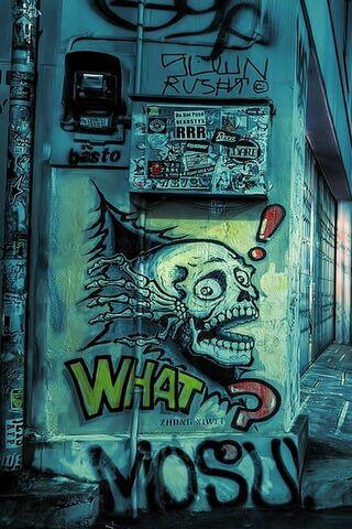 Sokak Grafiti