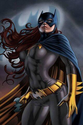 امرأة الخفافيش