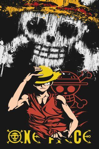 Luffy एक टुकड़ा