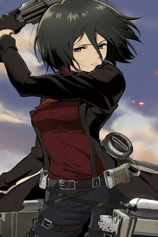 Mikasa Wallpaper Download To Your Mobile From Phoneky