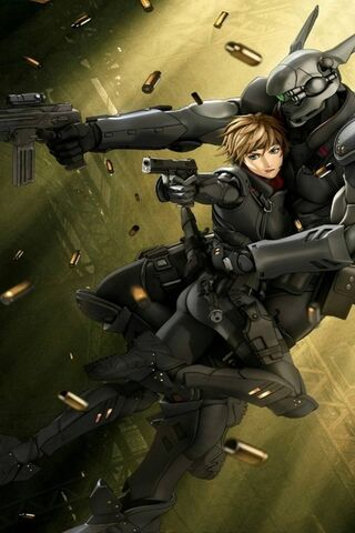 Appleseed Ex Machina Wallpaper Download To Your Mobile From Phoneky
