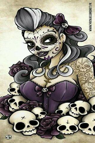 Sugar Skull Beaut