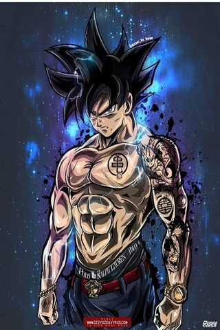 Goku Ultra Instinct Wallpaper Download To Your Mobile From