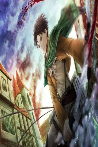 Levi Ackerman Wallpaper Download To Your Mobile From Phoneky