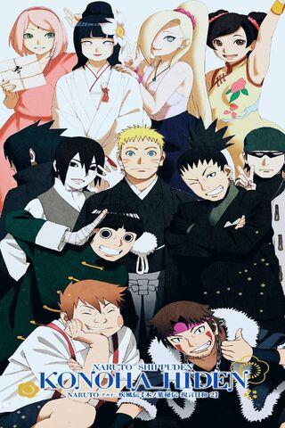 Naruto le meilleur
