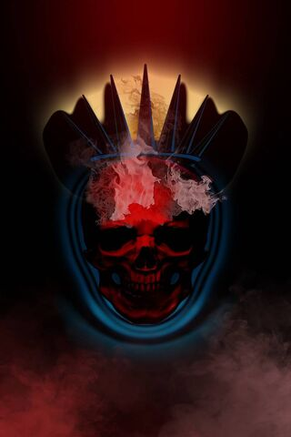 King Red Skull